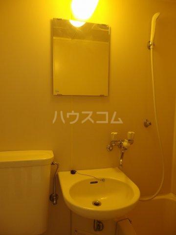 佐竹ハイツ 202号室の洗面所
