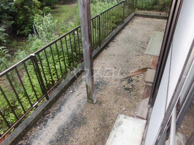 福田借家の庭