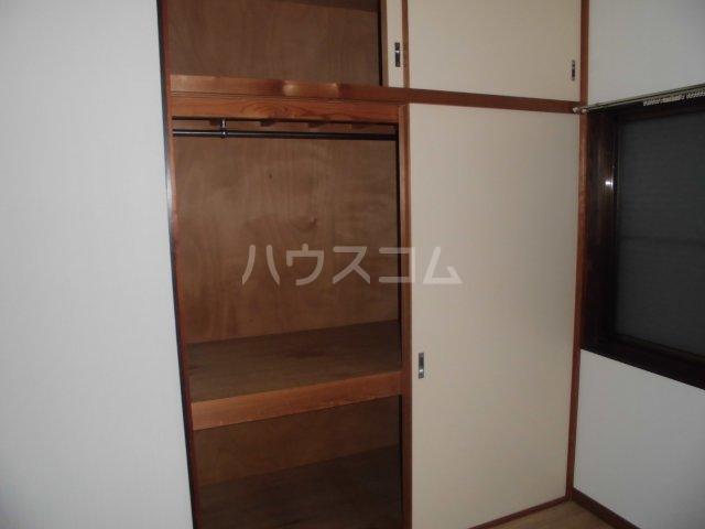 福田借家の収納