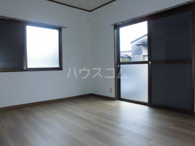 福田借家の居室