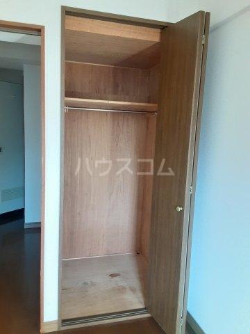 ハイツハツシカ 203号室の収納