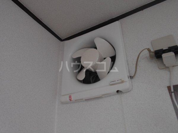 パークサイドハイツ 101号室の設備