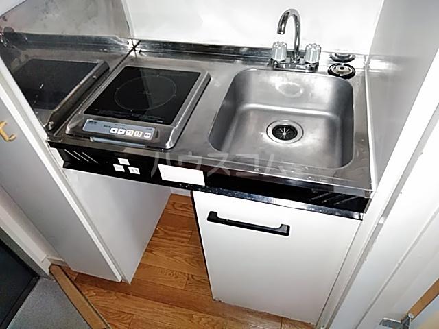 ノースシティーレジデンス 102号室のキッチン