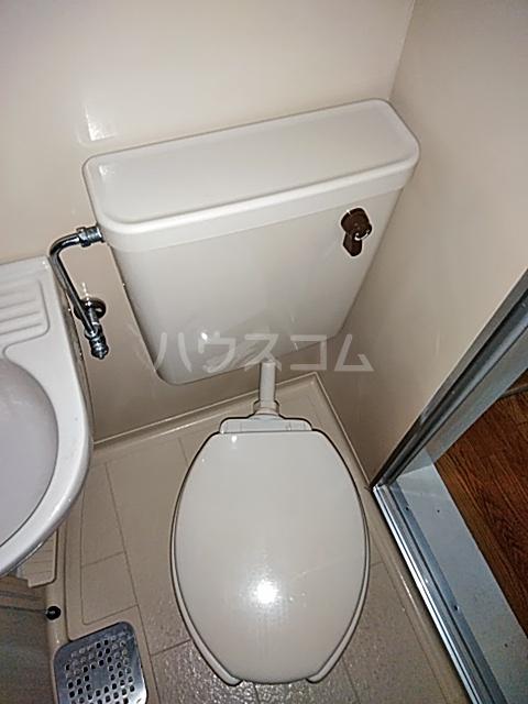 ノースシティーレジデンス 103号室のトイレ