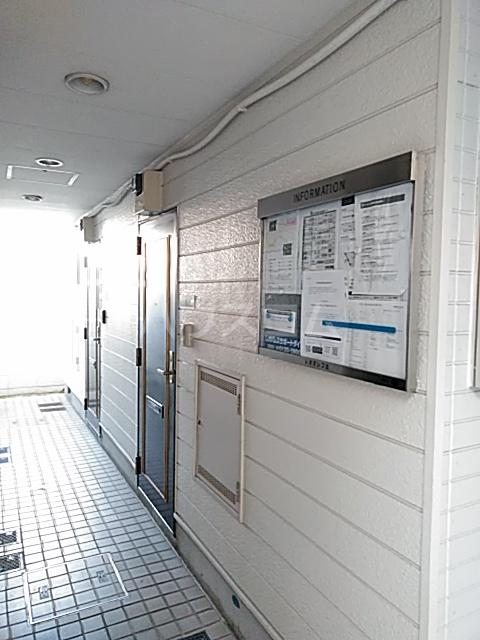 ノースシティーレジデンス 104号室のエントランス