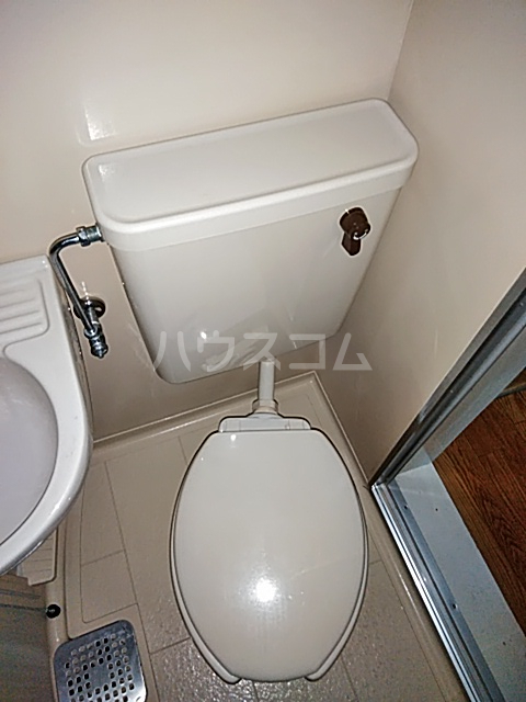 ノースシティーレジデンス 104号室のトイレ