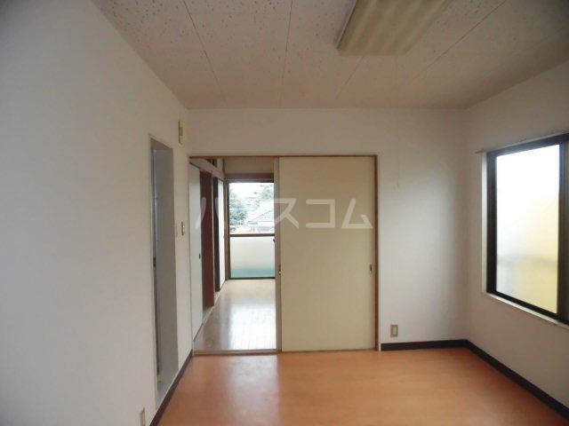 ヴェルデ散田 201号室のベッドルーム