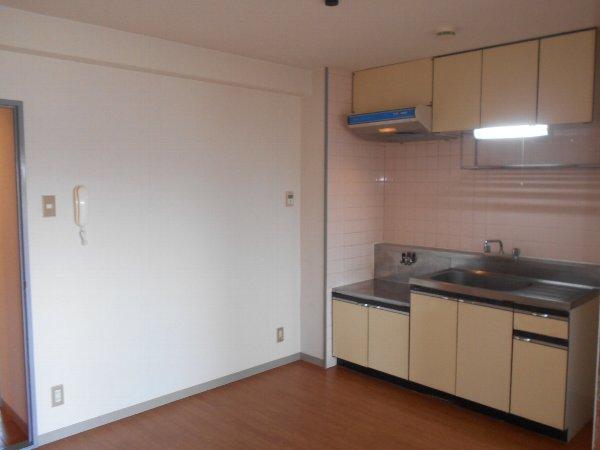 スターライトM 405号室のキッチン