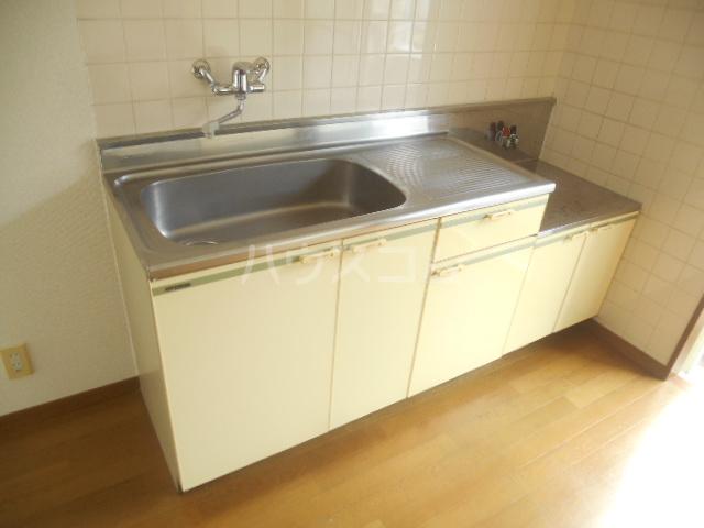 ハイム瀬里菜 201号室のキッチン