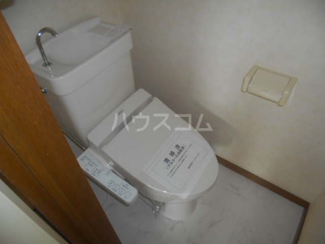 ハイム瀬里菜 201号室のトイレ