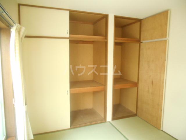 ハイム瀬里菜 201号室の収納