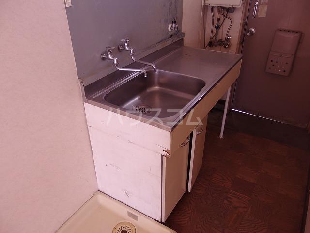コーポ有賀 204号室のキッチン