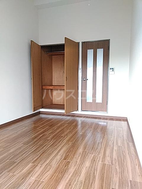 コーポソシア 2D号室のベッドルーム