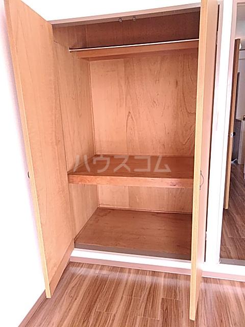 コーポソシア 2D号室の収納