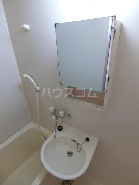 コリーナヴェルデ 206号室の洗面所