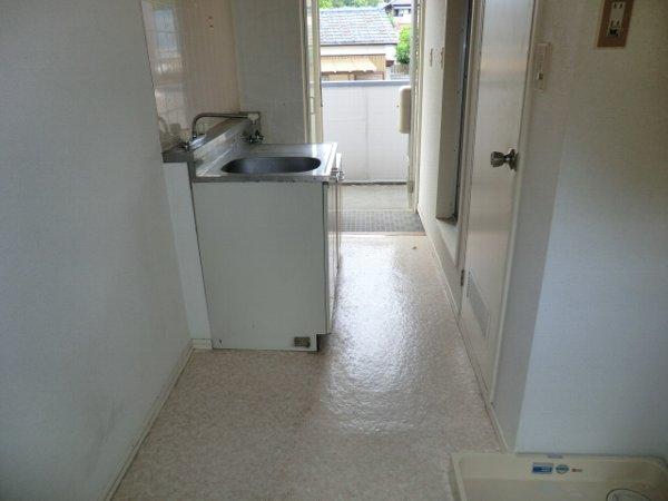 コリーナヴェルデ 101号室のキッチン