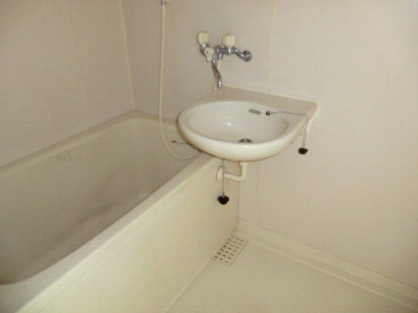 コリーナヴェルデ 101号室の洗面所