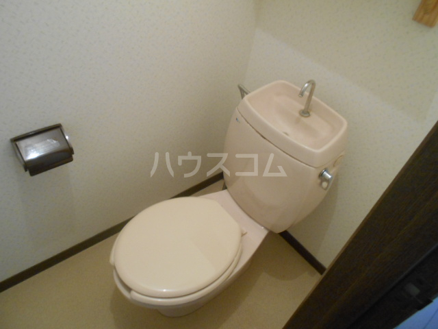 ハイツサングリア 101号室のトイレ