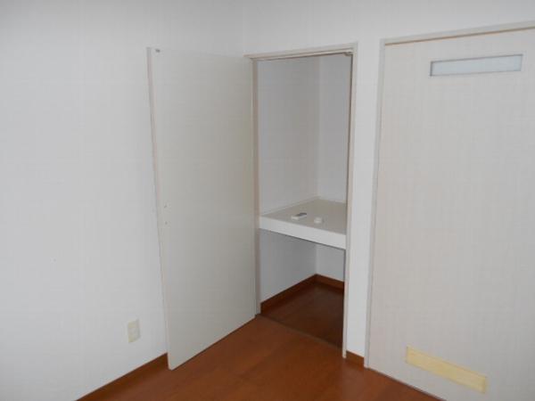 グレイス大善やすらぎ A303号室の収納