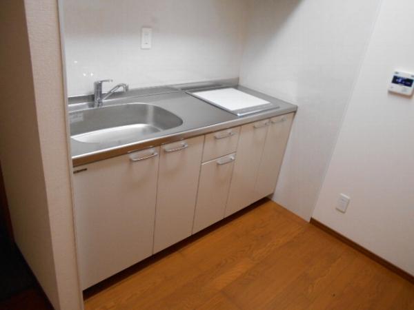 グレイス大善やすらぎ A303号室のキッチン