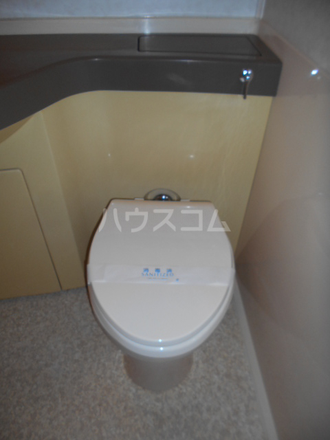 ウィンド聖蹟桜ヶ丘 508号室のトイレ