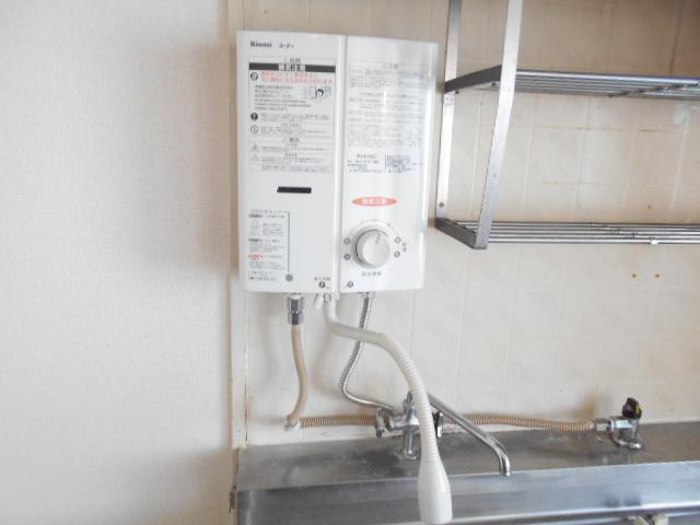 ハイメゾン桜ヶ丘 102号室の設備