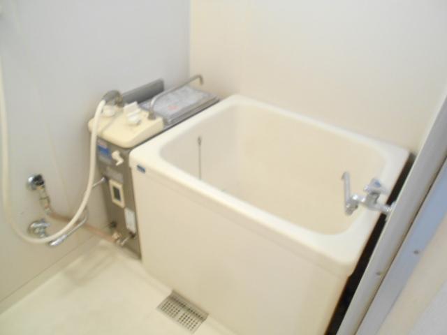 ハイメゾン桜ヶ丘 102号室の風呂