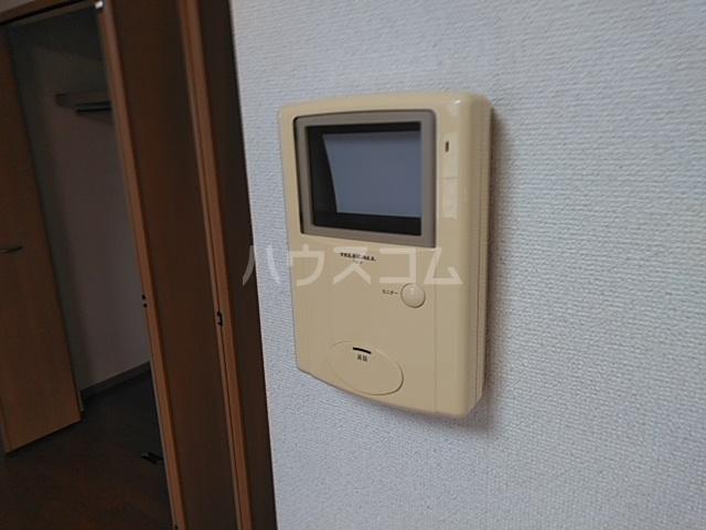 ミッテフリーデⅢ 101号室のセキュリティ