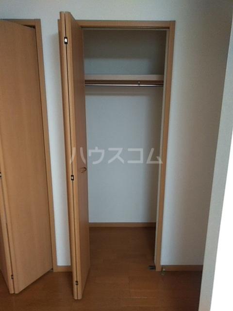 ミッテフリーデⅢ 101号室の収納