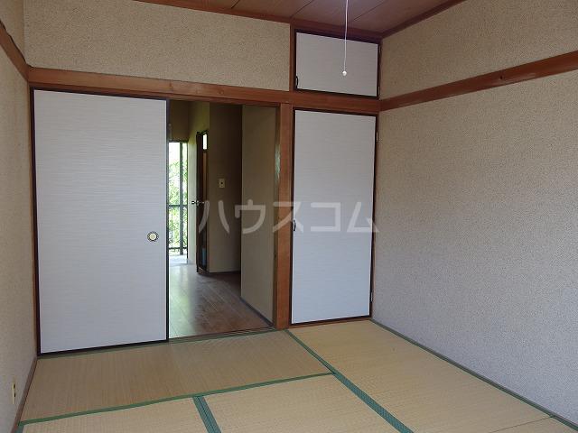 宮本荘 55号室のリビング