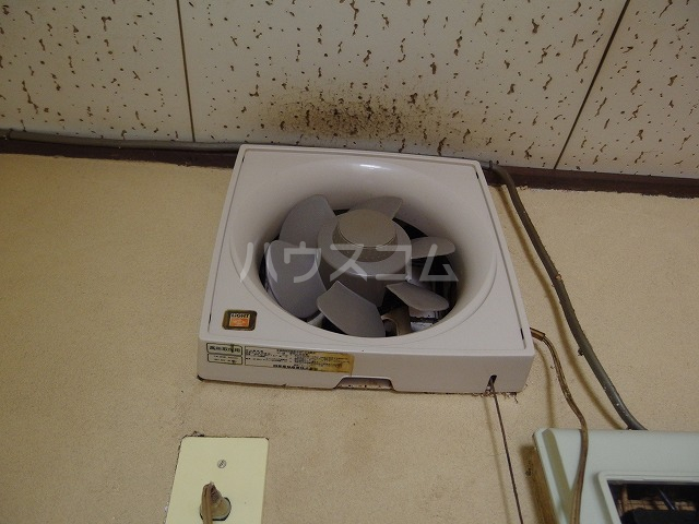 宮本荘 55号室の洗面所
