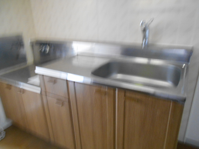 ライフタウン高幡 202号室のキッチン