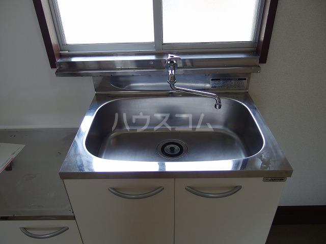 ヴィラサンシャイン 201号室の洗面所