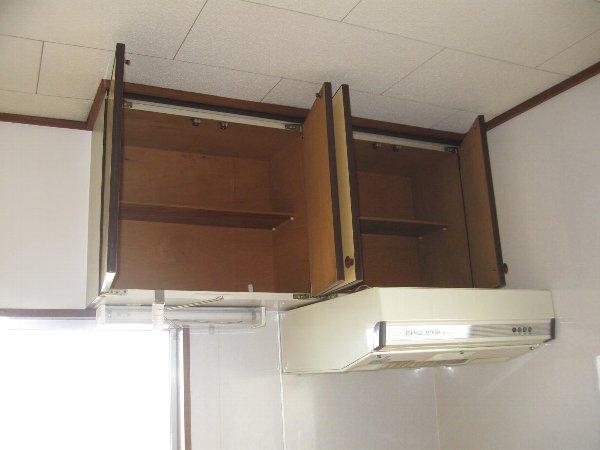 コーポ光和 202号室のキッチン