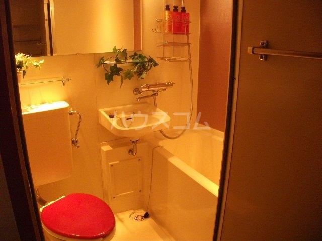 TOP西八王子 121号室の風呂