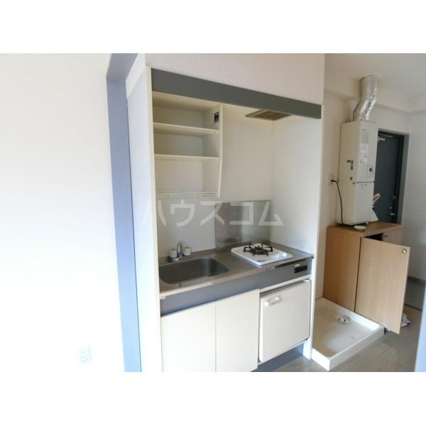 セトール高幡 301号室のキッチン