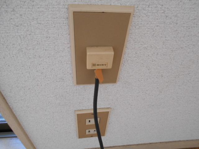 ヴィラ永山 203号室の設備