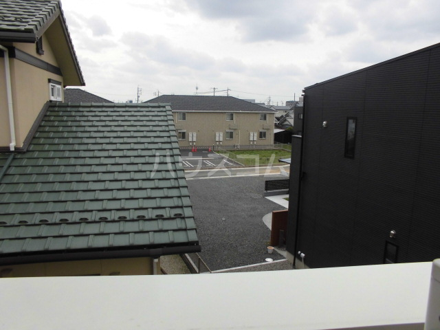 ソレーユ6 203号室の景色