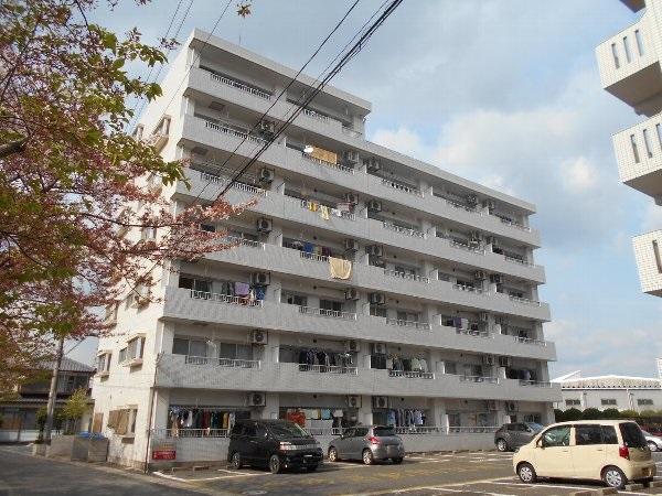 第3サンヨーマンション 603号室の外観