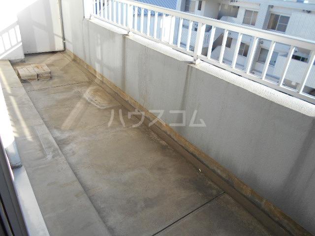 第3サンヨーマンション 603号室のバルコニー