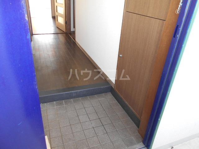 第3サンヨーマンション 603号室の玄関