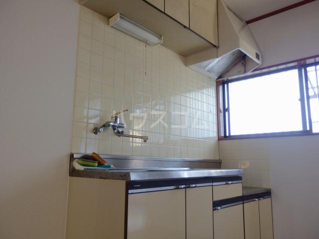 コーポ門野 203号室のキッチン