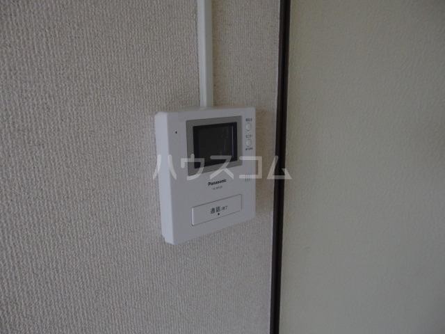 ヴィラ桜ヶ丘 203号室のセキュリティ