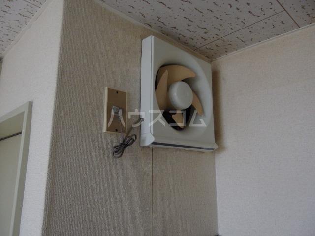ヴィラ桜ヶ丘 203号室のキッチン