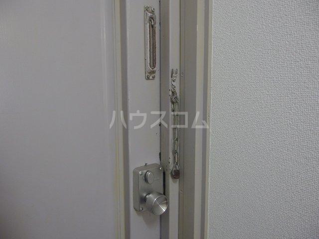 ハイツサンエーム 113号室のセキュリティ