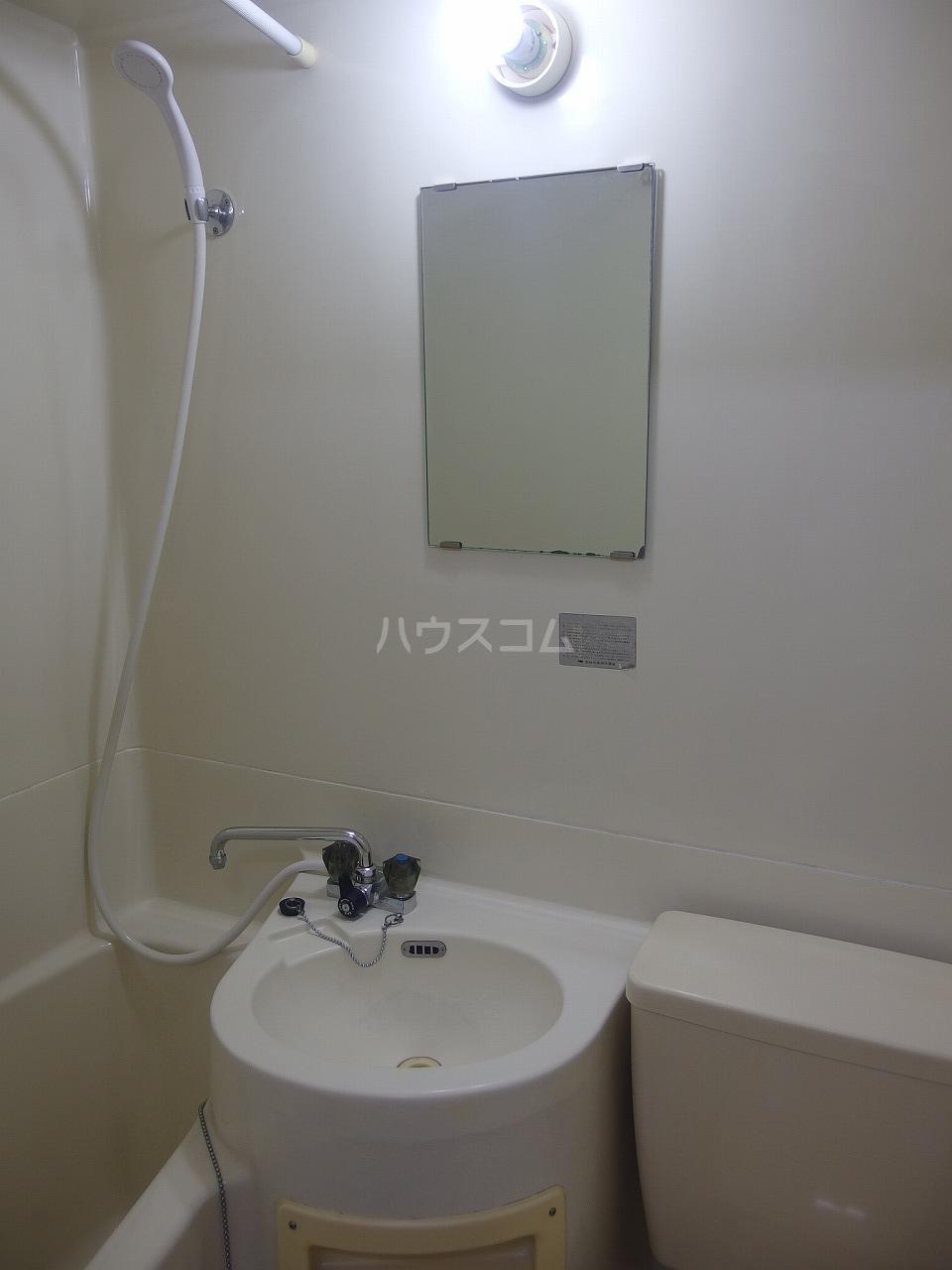 ハイツサンエーム 113号室の洗面所