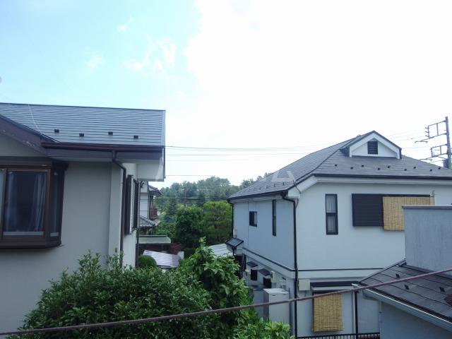 コーポ吉田 202号室の景色