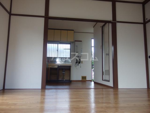 コーポ吉田 202号室のリビング