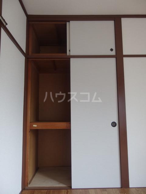 コーポ吉田 202号室の収納