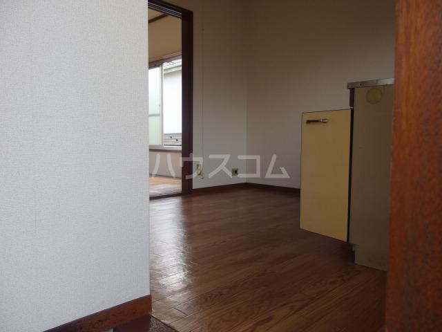 コーポ吉田 202号室の玄関